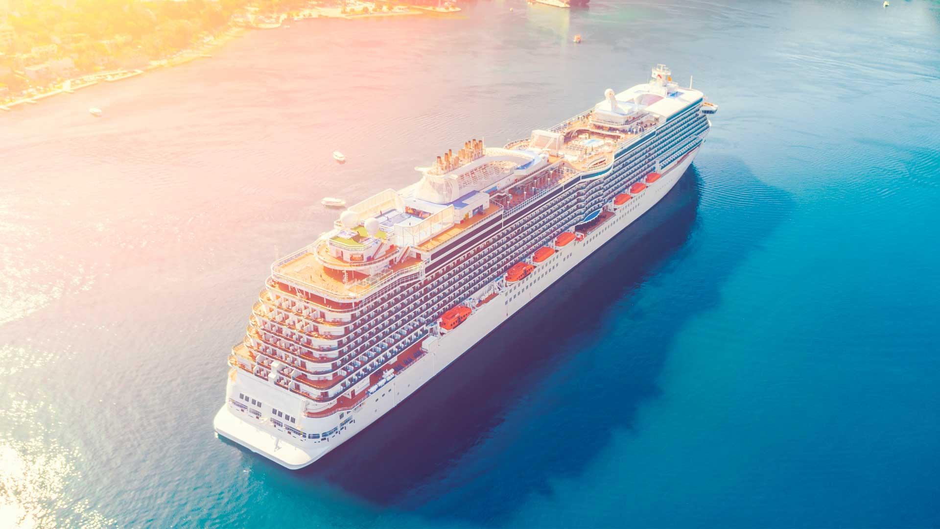 Viaje por Crucero